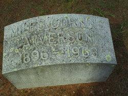 Miles Corning Alverson
