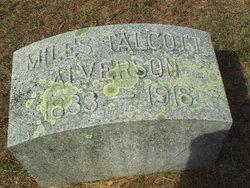 Miles Talcott Alverson