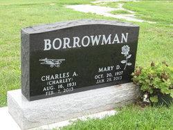 "Charles A. ""Charley"" Borrowman"