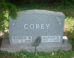 Marian H Corey