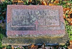 Edith R <I>Sundberg</I> Allan