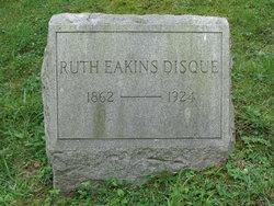 Ruth Hill <I>Eakins</I> Disque