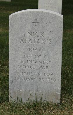 Nick Afatakis