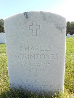 Charles Agrinzones