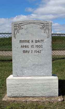 Minnie R. Waite