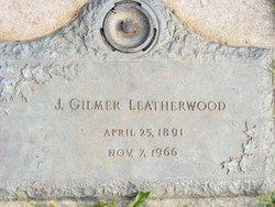 J Gilmer Leatherwood