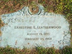 Ernestine L Leatherwood
