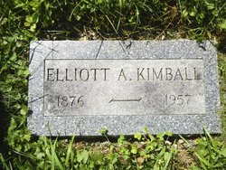 Elliott A Kimball