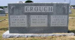 Virginia Crockett <I>Anderson</I> Crouch