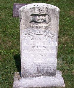 Matilda M. <I>Lewis</I> Miller