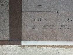 Melzina <I>Richards</I> White