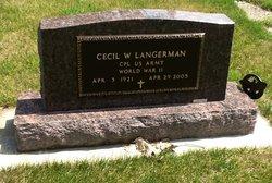 Cecil William Fred Langerman