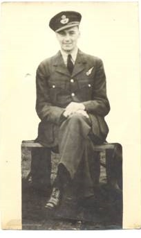 Alan George Alfred Overall