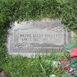 Wayne Elgin Richards