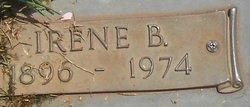 Irene <I>Bagwell</I> Frady