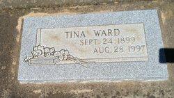 Tina <I>Daniels</I> Ward