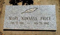 Mary Nawassa <I>Byrne</I> Price
