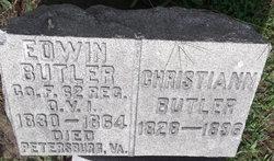 Christiann <I>Henderson</I> Butler