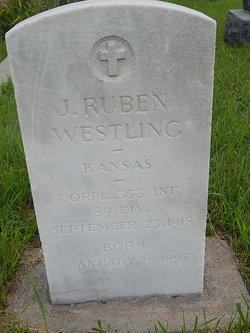 John Ruben Westling
