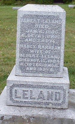 Albert Leland