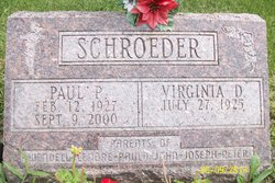 Paul P. Schroeder