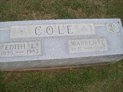 Warren Lee Cole