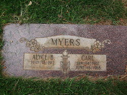 """Carl """"Ted"""" Myers"""