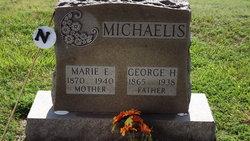 """Marie Elisabeth """"Mary"""" <I>Karst</I> Michaelis"""