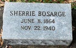 William Sherrie Bosarge