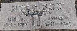 Mary Ellen <I>Wilkerson</I> Morrison