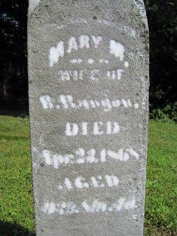 Mary Magdeline <I>Schuster</I> Runyon