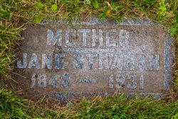 "Johanna Elizabeth ""Jane"" <I>Quinn</I> Strahan"