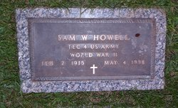 Sam W. Howell