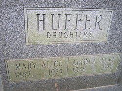 Mary Alice Huffer