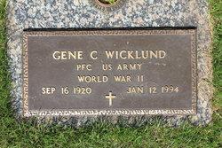 Gene C Wicklund