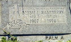 Bessie L. Raspberry