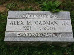 Alexander Morris Cadman Jr.
