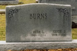 Ruth L <I>Sampson</I> Burns