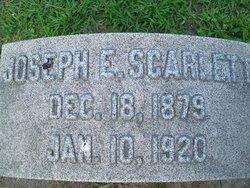 Joseph Evans Scarlett