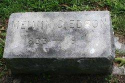 Melvin C Edson