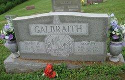 Mary L <I>Ruf</I> Galbraith