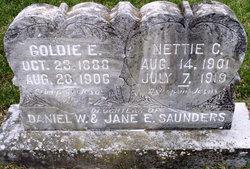 Nettie Cyd Saunders