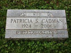Patricia S Cadman