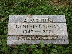 Cynthia Cadman