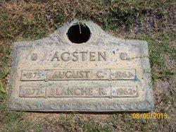 Blanche Rosebella <I>Unangst</I> Agsten