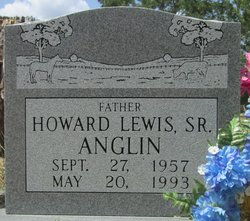 Howard Lewis Anglin, Sr
