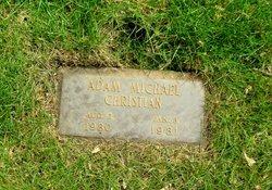 Adam Michael Christian