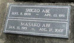 Shigeo Abe