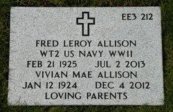 Fred LeRoy Allison