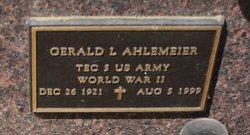 Gerald L Ahlemeier